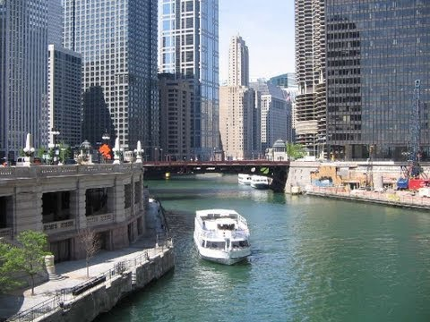 Chicago River Cruise