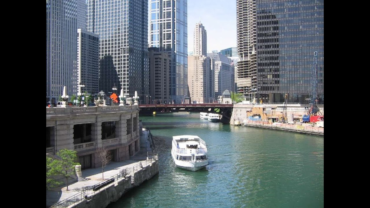 Chicago River Cruise  YouTube