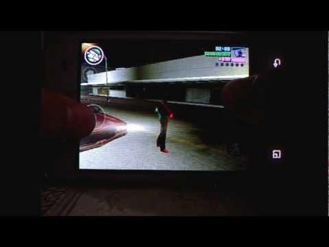 GTA Vice City LG Optimus L3