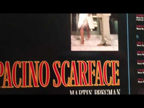 Music from Scarface. Dual CS 435-1