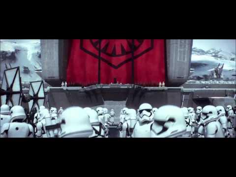 星球大战7 原力觉醒 第二款预告片