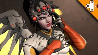 WIDOWMERCY HERE! Overwatch Funny & Epic Moments 612