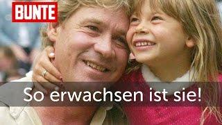 Steve Irwin (†44) -  Seine kleine Tochter ist erwachsen geworden   - BUNTE TV