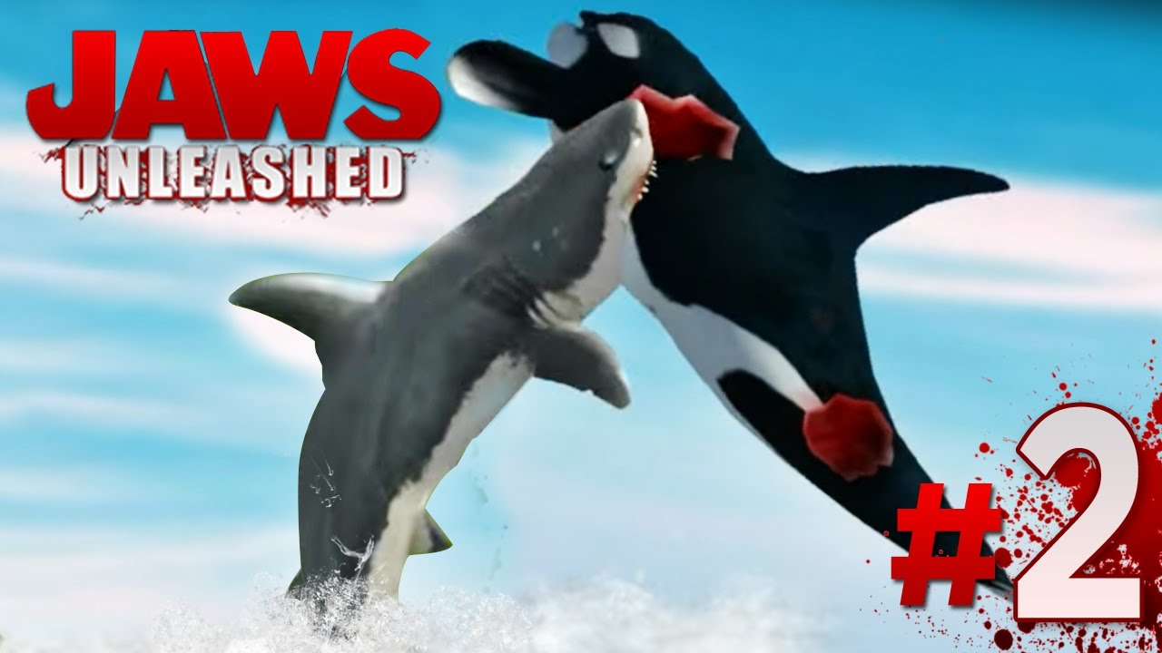 jaws in sea world jaws unleashed gameplay mission 2 ps2
