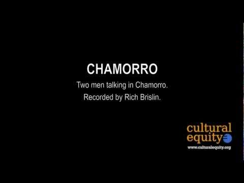 Parlametrics: Chamorro