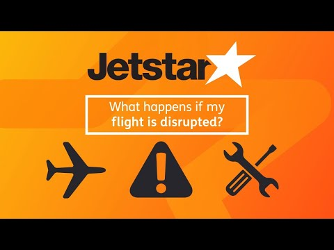 What To Do If Your Jetstar Australia Flight Is Disrupted
