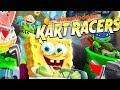 Teenage Mutant Ninja Turtles Nickelodeon Kart Racers - Cartoon Movie Games New Episodes TMNT 2018 HD