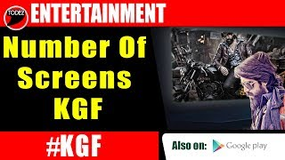 KGF will get these many screens in North India