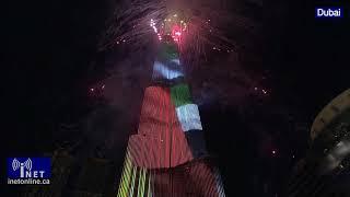 Happy New Year 2020 Celebrations around the world