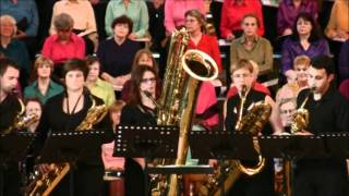 Fugue in G Minor – National Saxophone Choir