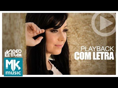 Tua Presença - Ariely Bonatti - PLAYBACK COM LETRA