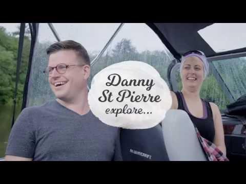 Explorez le Lac St-Jean avec Danny St Pierre