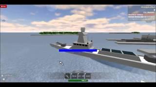 ROBLOX USM Navy Ad