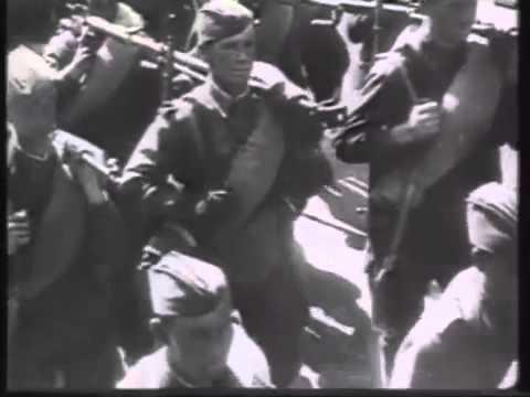 """Soviet WWII Song """"Eternal Flame""""/Советская военная песня """"Вечный огонь"""" (""""От героев былых времен"""")"""