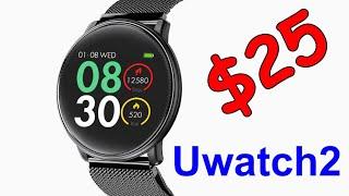 UMIDIGI Uwatch2 – Розумні годинник з відмінними можливостями за ціною $25 + РОЗІГРАШ – Цікаві гаджети