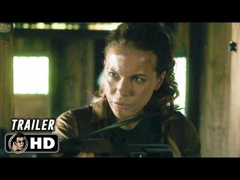 THE WIDOW Official Trailer (HD) Kate Beckinsale Series