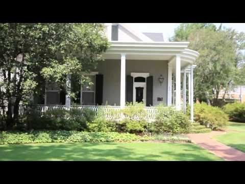 Weekend in Natchitoches, Louisiana