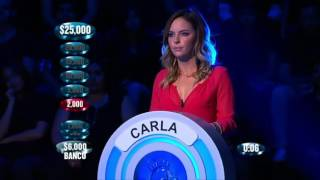 El Rival Más Débil México 2014 Especial Famosos - The Weakest Link