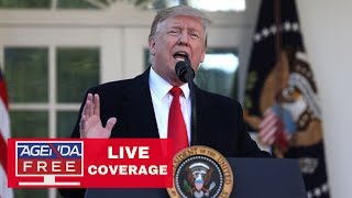 Trump National Emergency Announcement - LIVE COVERAGE