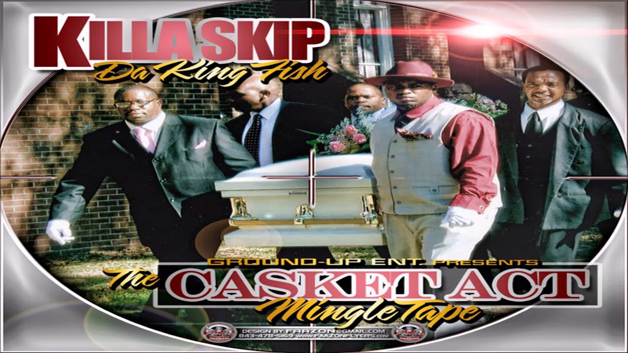 Killa Skip - The Casket Act 2011 FULL CD (CHARLESTON, SC)