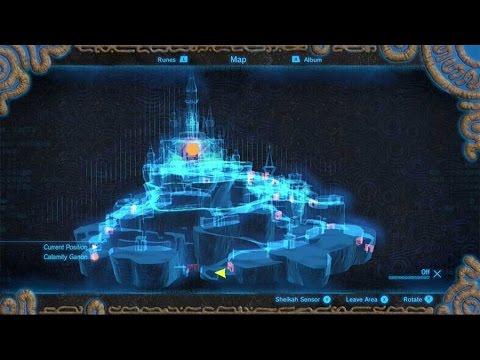 Best Way To Enter Hyrule Castle Zelda Breath Of The Wild Youtube