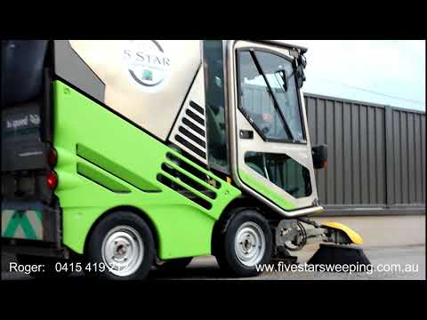 Five Star Industrial Sweeping Perth