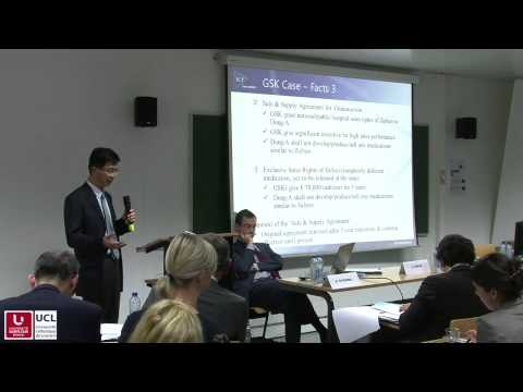 Conference - Recent Patent Settlement Case in Korean Pharmaceutical Industry