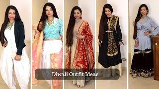 Trendy Diwali Outfit Ideas | Diwali Outfit Ideas 2018 | Wedding Dresses