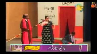 sakhawat naz funny as mola jatt