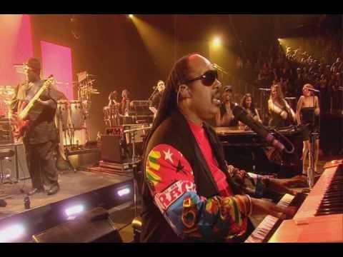 """Stevie Wonder - """"I wish"""" & """"Isn't she lovely"""""""