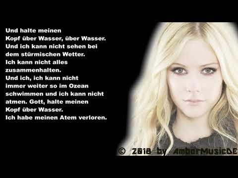 Avril Lavigne - Head Above Water (Deutsche Übersetzung)