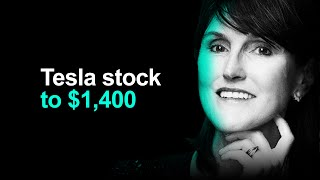 Cathie Wood (ARK) Predicting The Future Of Tesla Stock