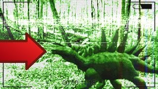 REAL DINOSAUR Filmed ALIVE in CHINA NEW 2016 Jurassic Park In Real Life