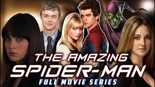 Fixing and Continuing The Amazing Spider-Man MOVIE SERIES | FAN-MADE STORY (What It Should've Been)