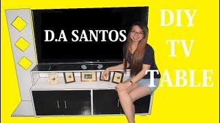 Baixar DIY TV Cabinet Table