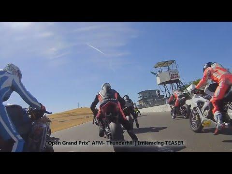 """Open Grand Prix"" AFM- Thunderhill - Irnieracing TEASER - 동영상"