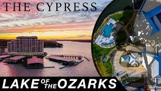 LAKE OF THE OZARKS PREMIER PROPERTY | The Cypress at the Lake | Sunrise Beach, Missouri