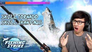 Mancingnya Gileee! | Fishing Strike (Android) Indonesia