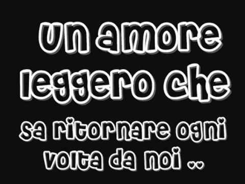 Laura pausini amori infiniti testo youtube - Amori diversi testo ...