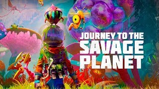 PLANETA PELIGROSO - Journey to the Savage Planet - Directo 1