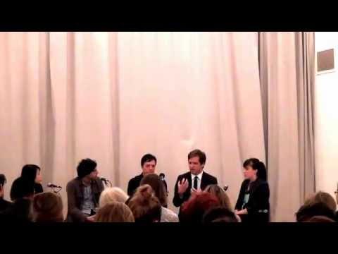 Jay Sanders, Elisabeth Sherman, Thomas Beard and Ed Halter