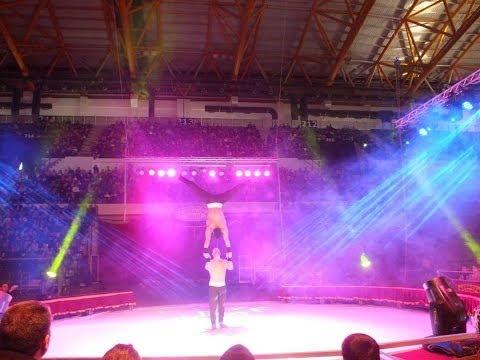 imad circus show group