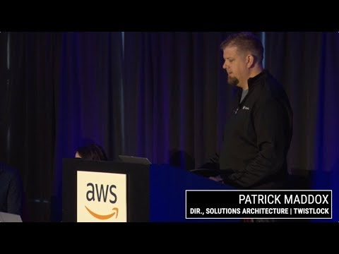 EkoSystem Day - How Twistlock Provides Runtime Protection for Applications with AWS Fargate
