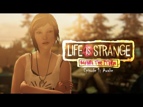 FRIENDSHIP... BUT MORE! | Life is Strange: Before the Storm [ Episode 1: Awake ]
