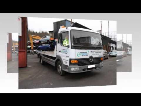 Scrap Vehicle Service - Birmingham Autobreak Recycling Ltd