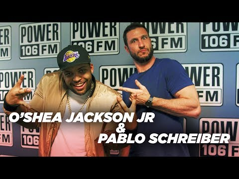 O'Shea Jackson & Pablo Schreiber - 'Den of Thieves' Details, Top 5 Dead or Alive, And More!