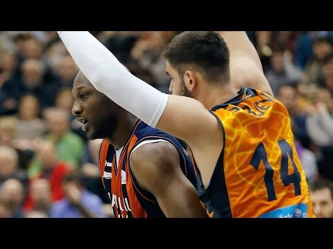 Odom ha aportado 2 puntos, 2 rebotes, 1 asistencia y -5 de valoración en 23 minutos para el Baskonia - MARCA.com