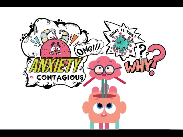 Why fear is infectious & A Brain Hack to Break the Coronavirus Anxiety Cycle (or any worry habit)