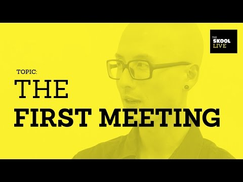 Establish The Terms of Engagement During First Client Meeting