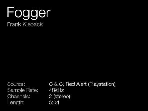 Fogger (PSX rip) / Frank Klepacki / Command and Conquer, Red Alert